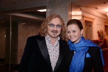 Супруга Игоря Николаева опубликовала в соцсети трогательный пост о муже