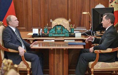 Губернатор Астрахани доложил о работах по созданию свободной экономической зоны