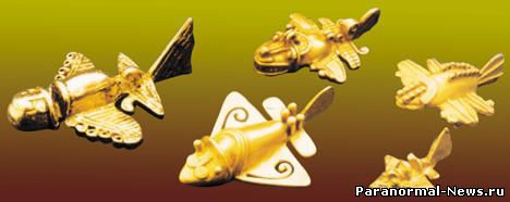 Загадка золотых фигурок «самолётиков» из древних захоронений история, факты