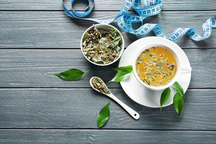 Чай для похудения: правда или обман?