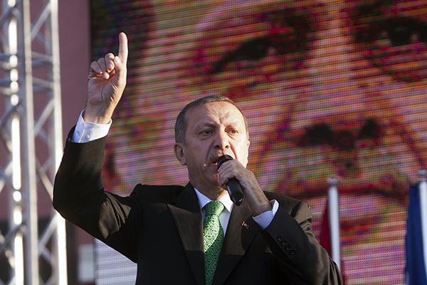 Эрдоган хочет изменить Турцию по образцу гитлеровской Германии