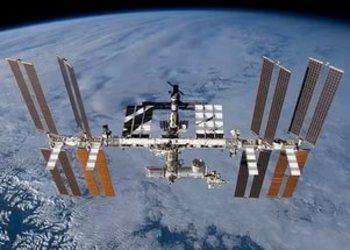 Видео с пролетевшим возле МКС секретным кораблем NASA опубликовали уфологи