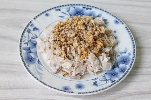 Салат «Тиффани» с белым виноградом — вкусно, гламурно, но не дорого!