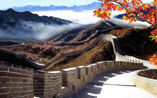 SКоротко о том почему Китай назвали Китаем