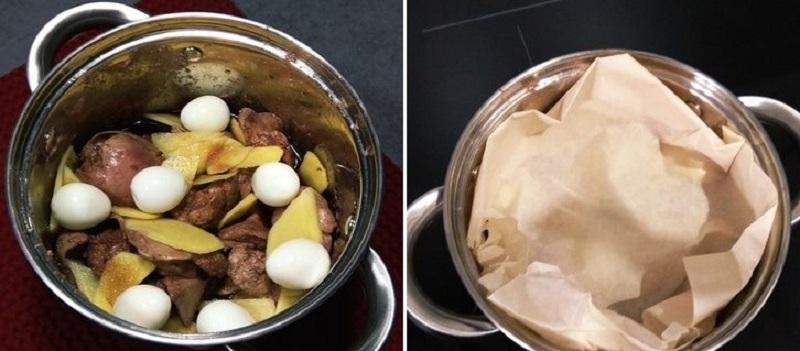 куриная печень по-японски