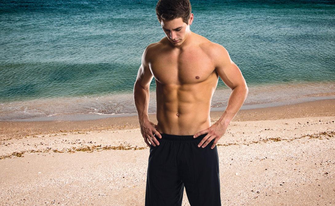 Как заниматься спортом на пляже