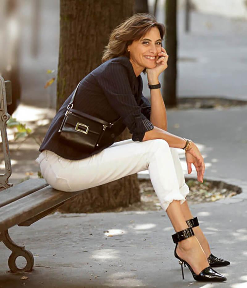 Инес де ля Фрессанж: стиль без усилий для всех возрастов