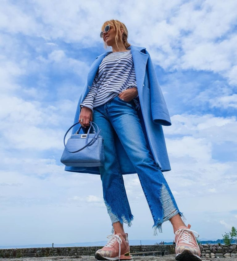 50-летняя Валерия даже в рваных джинсах затмила свежестью и красотой измученную Барановскую