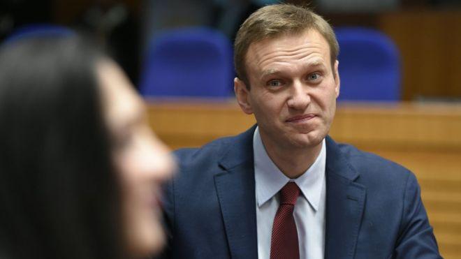 Странная премия: Навального «отметили» как террориста