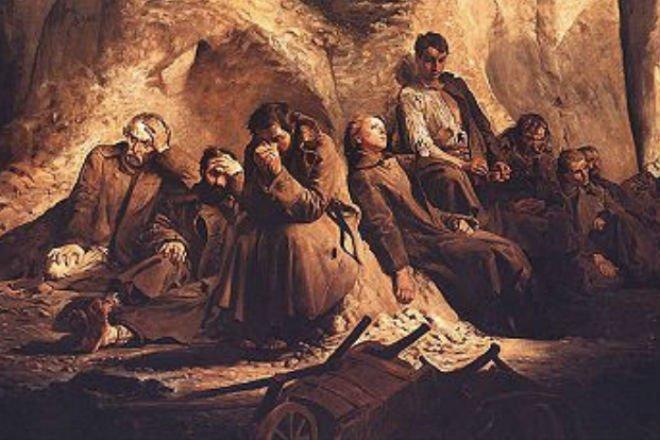 Заключенные в Царской России