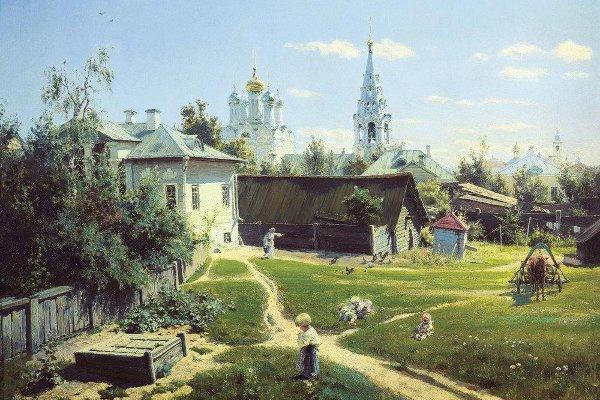 «Московский дворик» гостит в Калининграде