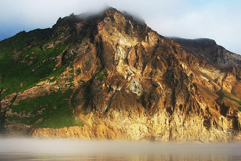 Остров Чирпой Забытые острова, курилы