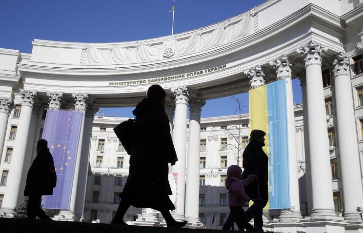 Киев заявил, что примет любое решение Донбасса, но при одном условии