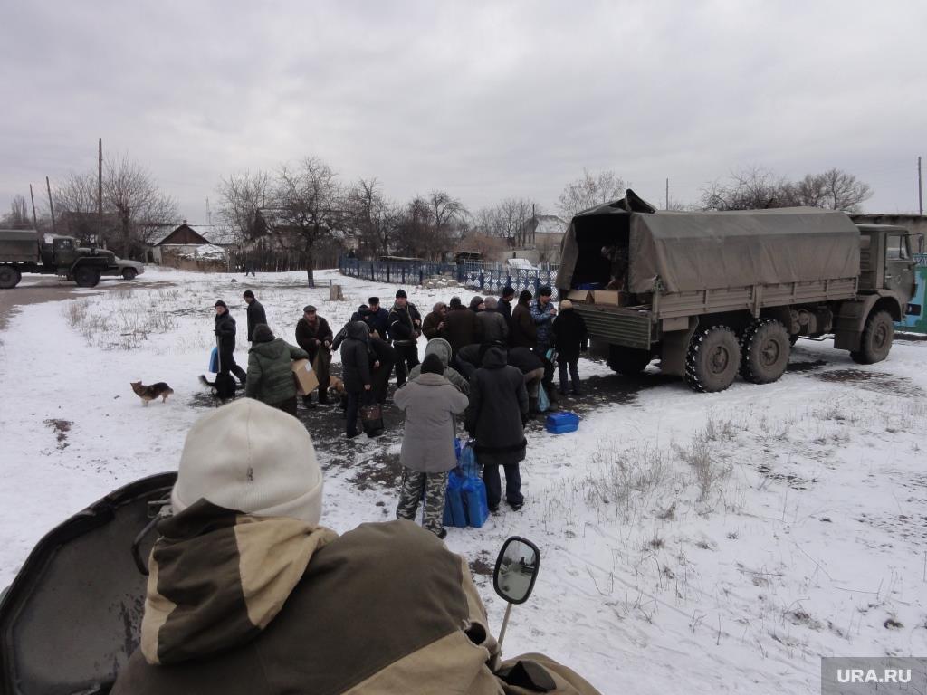 Хроника военных событий в Новороссии за 20.02.2015. Состояние на 23:30 мск
