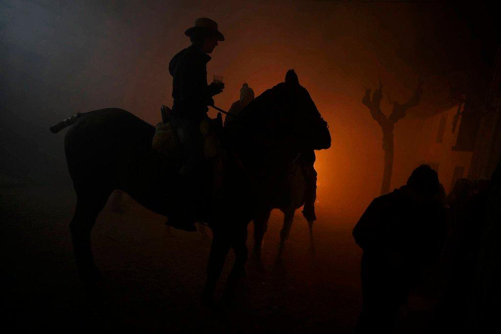 Luminarias - испанский фестиваль огня и животных-2