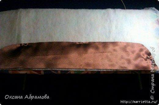 Самая красивая подушка РОЗА. Мастер-класс (14) (520x346, 74Kb)