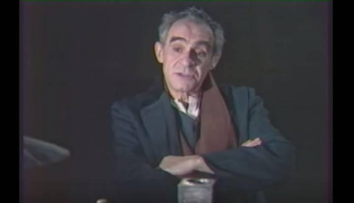 Зиновий Гердт читает «Одесские рассказы» Бабеля