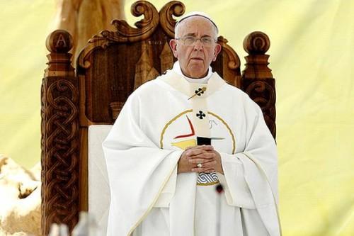 Папа Римский заявил о разворачивании третьей мировой войны