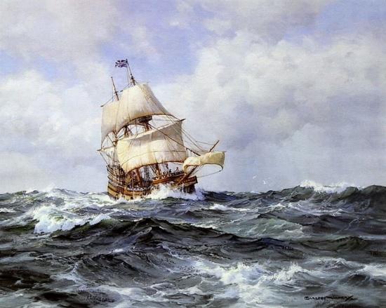 художник Чарльз Викери (Charles Vickery) картины – 19