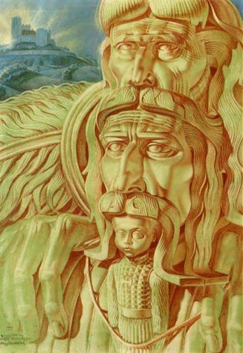 День Почитания Предков - Святочь