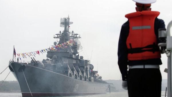 """НАТО: Россия превратила Крым в """"могущественный плацдарм"""""""