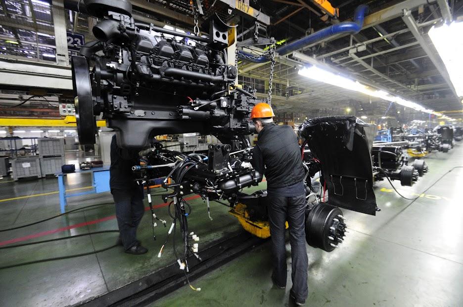 DSC4804 КамАЗ выпустил 2 000 000 й грузовик