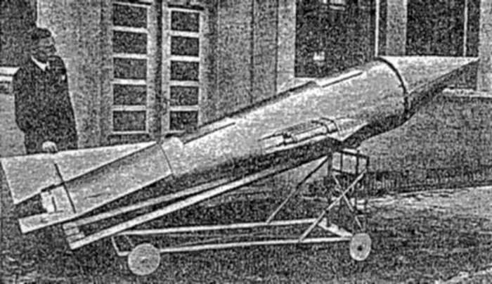 Почтовые ракеты Герхарда Цукера. История о конвертах, рекламе и подделках