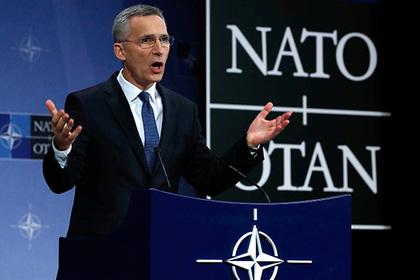 В НАТО поверили Великобритании
