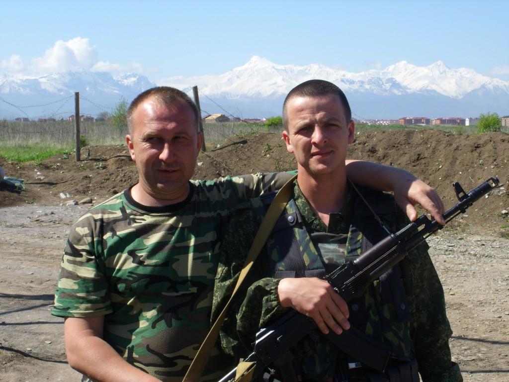 Серов Владимир и Парфёнов Павел