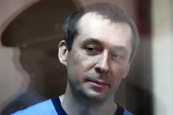Экс-полковника Захарченко признали опасным заключенным, пишут СМИ