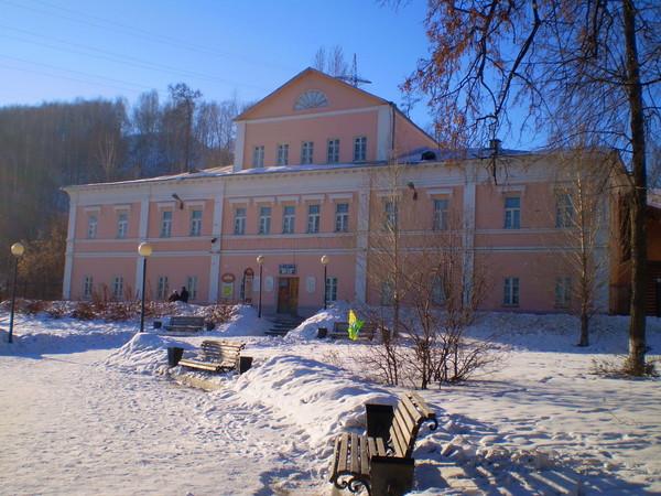 Южный Урал. г. Златоуст. Краеведческий музей.