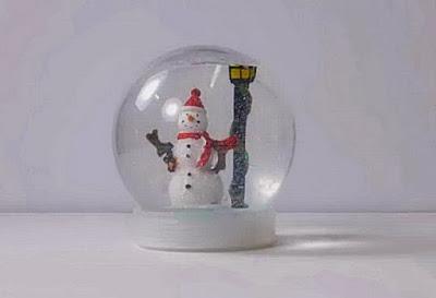 Вы видели рождественские шар…