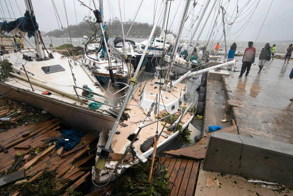 Циклон Пэм ударил по Вануату-6