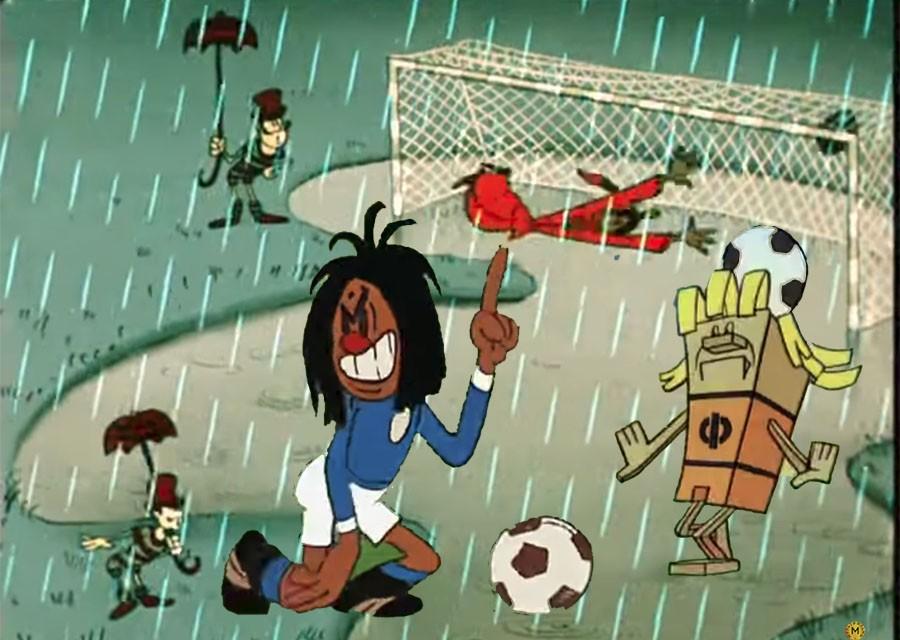 Лучшие советские мультфильмы про футбол