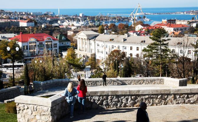 Жизнь в Крыму: «Пытки, сексу…