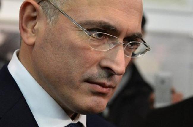 Ходорковский назвал ошибкой санкции против РФ, выступая в Европарламенте