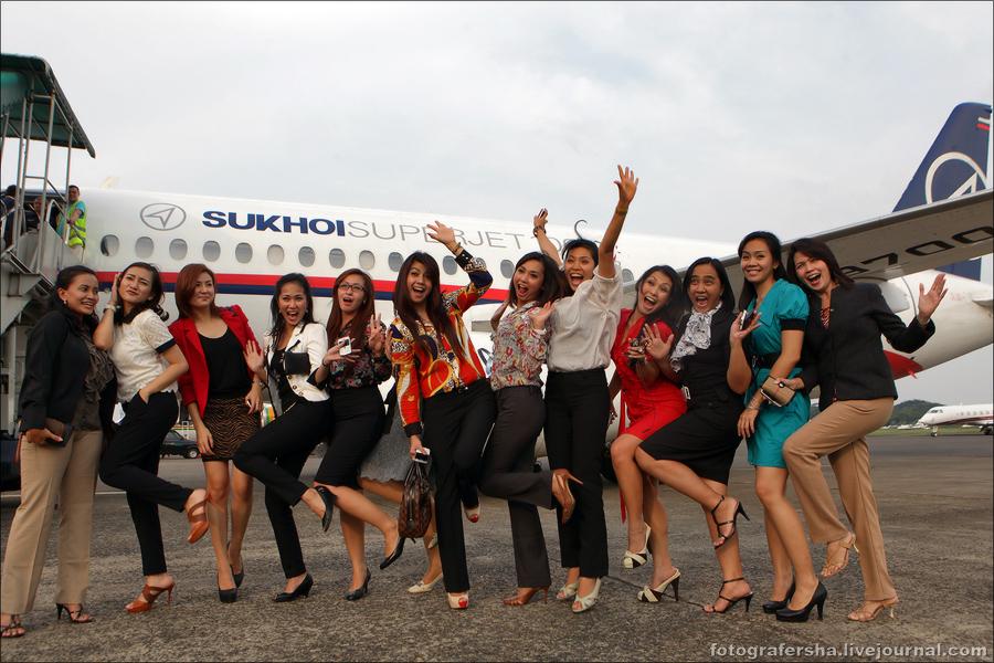 SUKHOI S-100 новости, видео, фото, комментарии