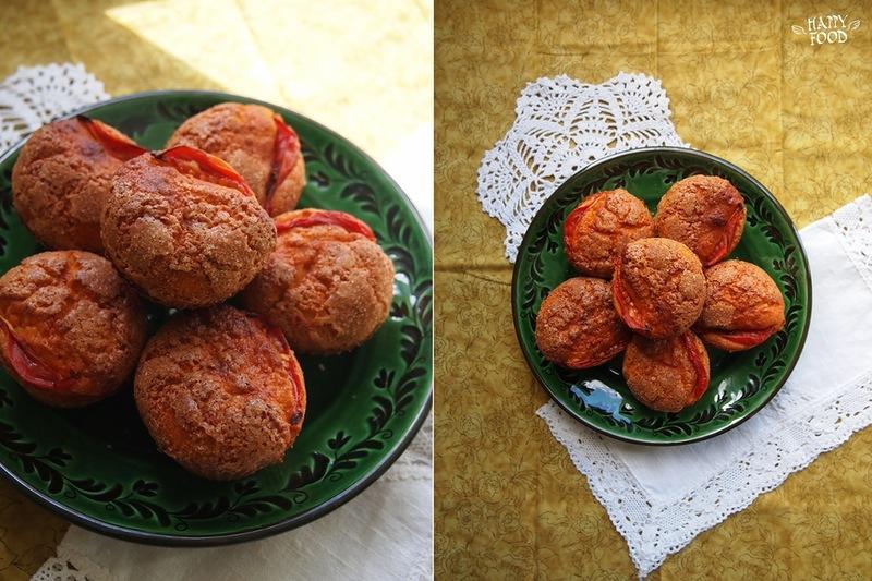 Пряные  томатные  пряники