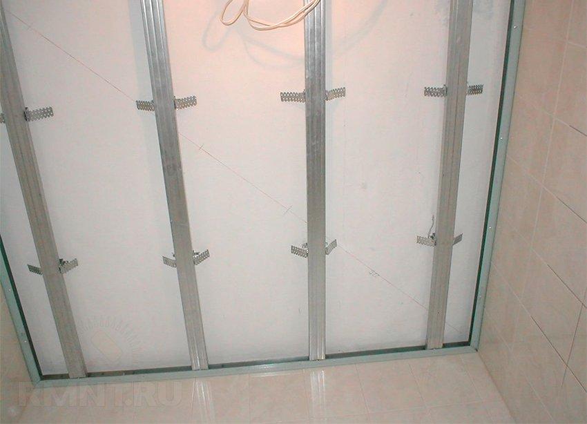 Как сделать панели пвх в ванной