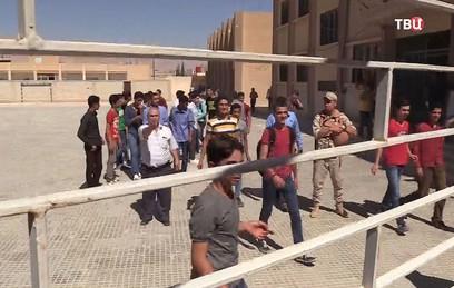 Россия доставила в Сирию стройматериалы для ремонта школ