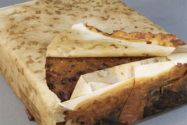 В Антарктиде нашли 100-летний пирог