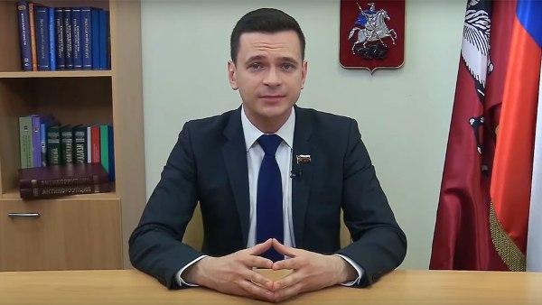 Яшин выдвинулся кандидатом вмэры Москвы