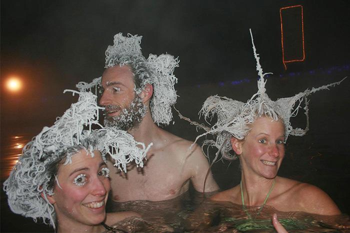 Конкурс «Замороженные прически»