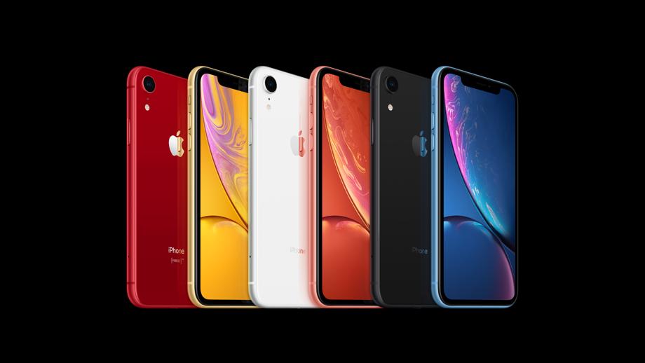 Эксперты назвали самые популярные цвета у смартфонов в 2018 году