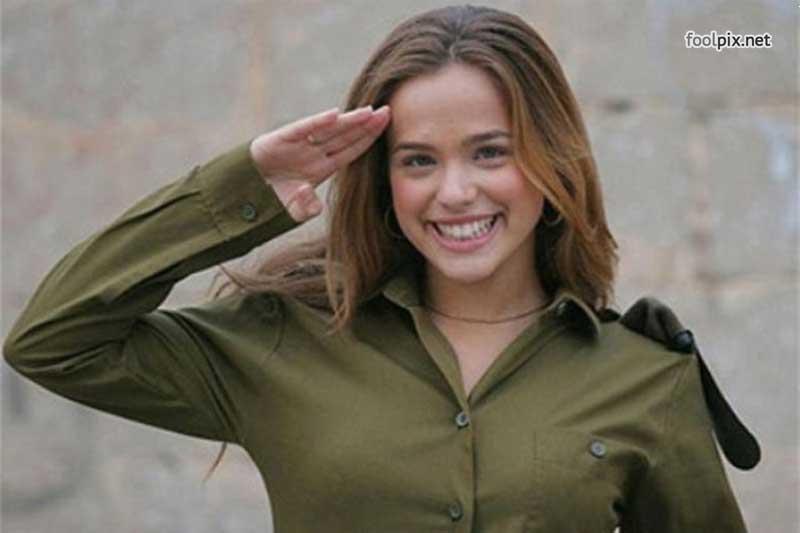 Девушки на службе в армии фото 46
