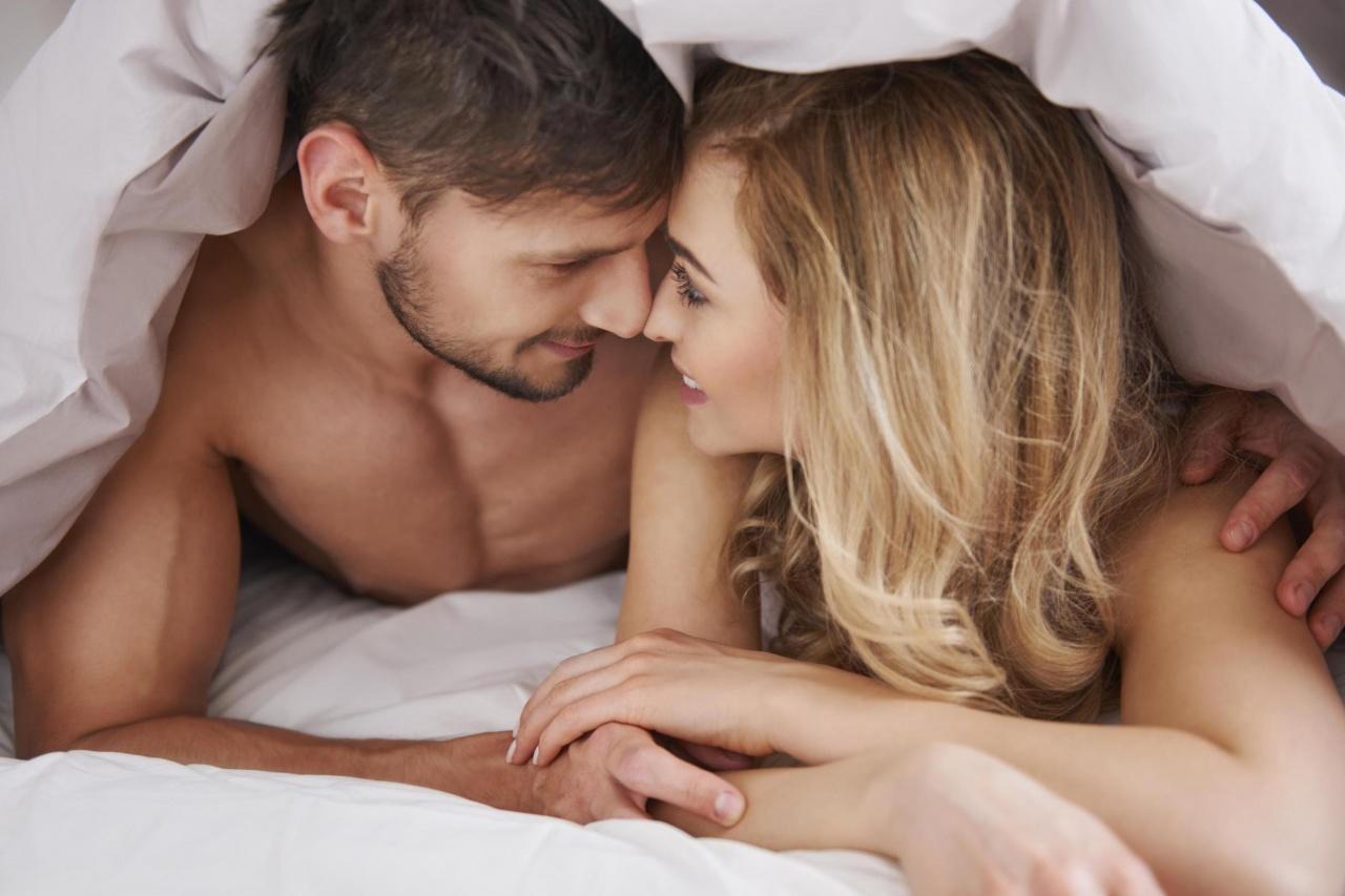 Секс С Новым Мужчиной