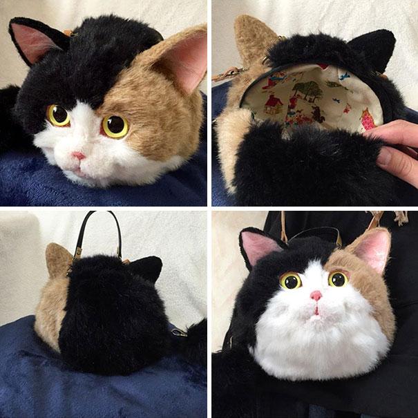 Кошко-сумки: новое увлечение японцев