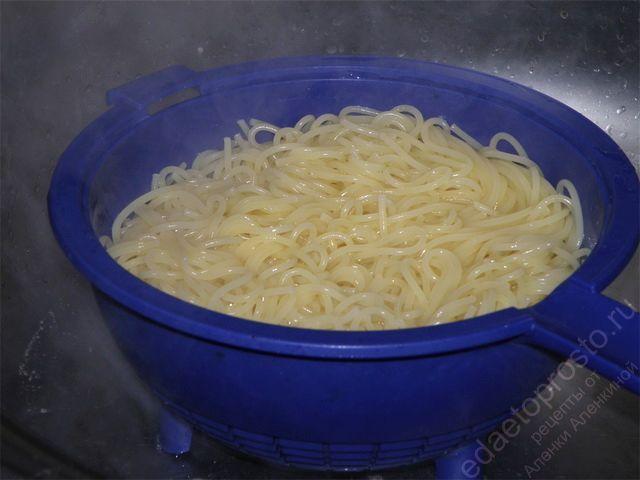 Что приготовить из сливок и макарон