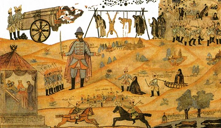 1648 год 1 июня соляной бунт история: