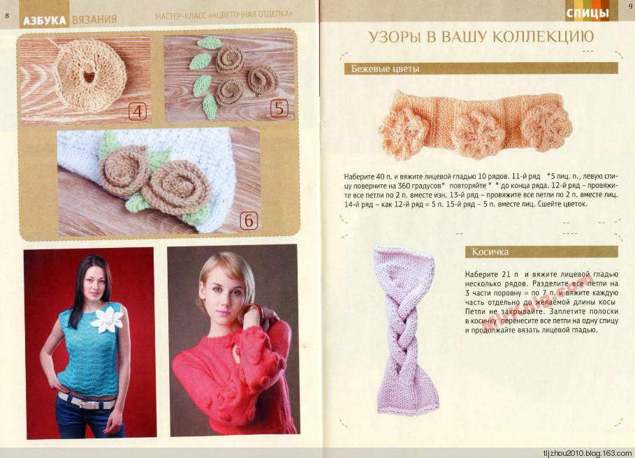 Азбука мастеров вязание